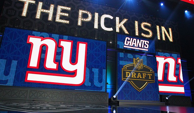 Here are 23 Options for the Giants and their  23 Draft Selection a3e10c18d02