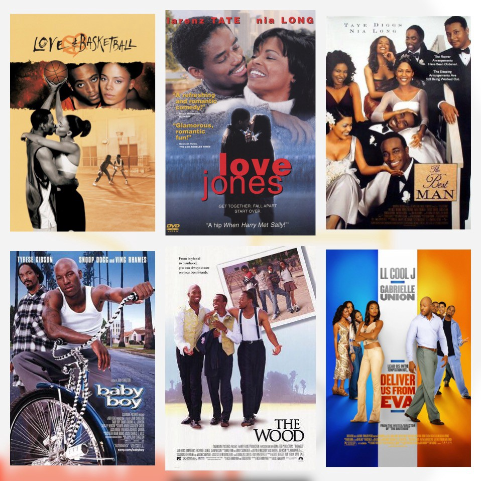 The W S H Black Love Movies Of The New Millennium Tournament-1150