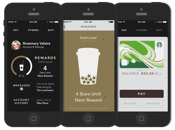 An Ode To The Starbucks App Jay Goldman