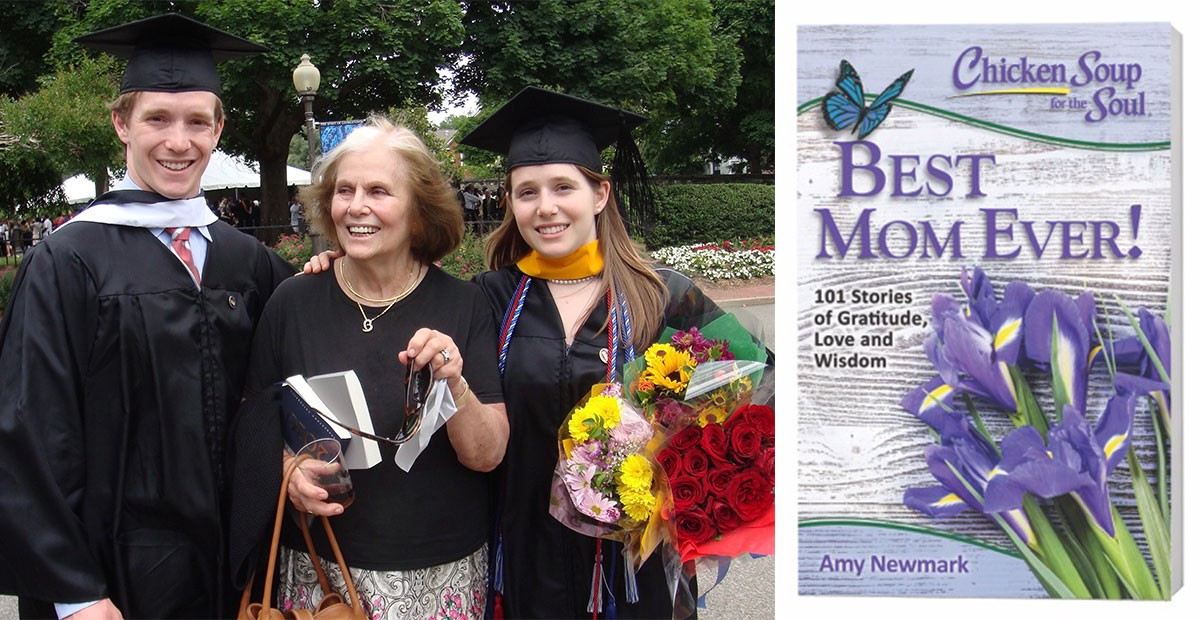 Amy Newmark On Mothers Daughters And The Healing Power Of Storytelling