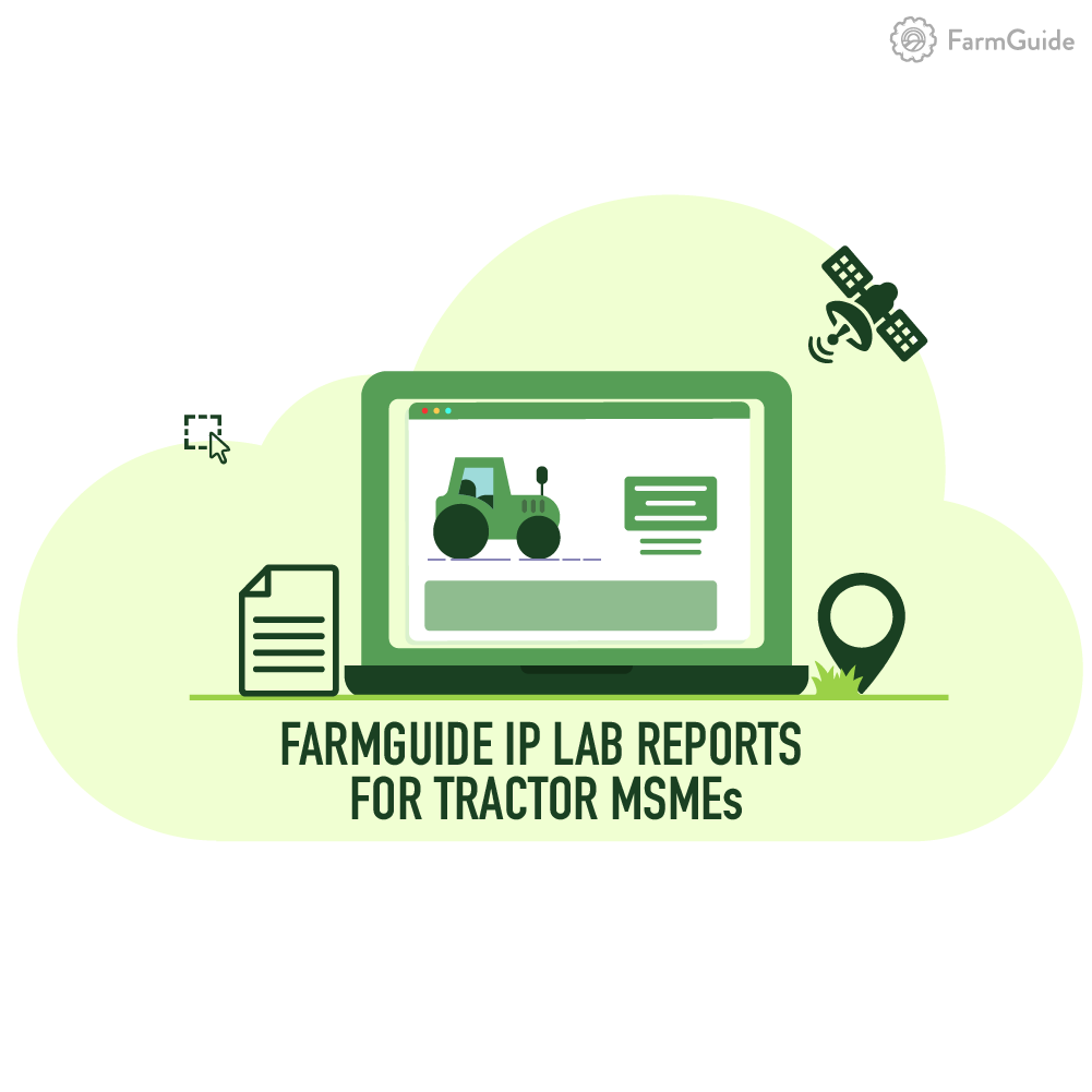 Using IP Labs Dashboard & Reports, Tractor MSMEs Can Make Profitable