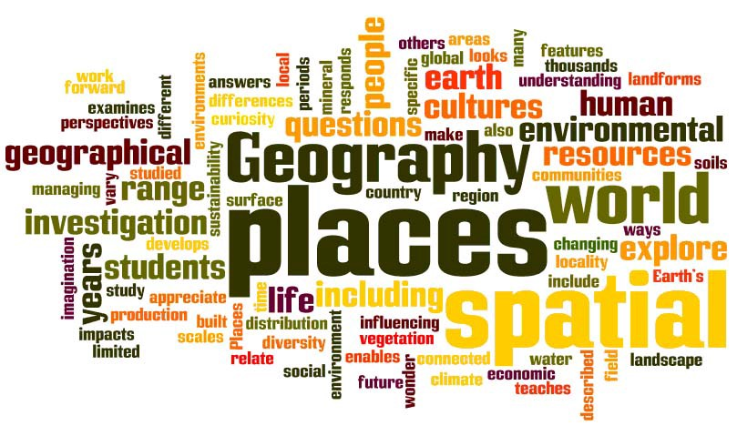 Discipline dissertation geography in related