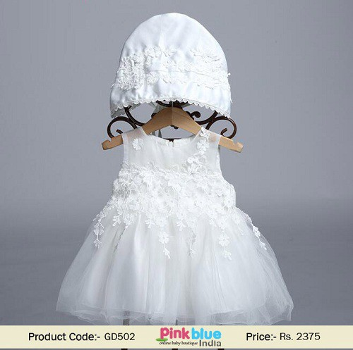 c5d71ba7d Checkout the some beautiful catholic baptism dresses and gowns for toddler  girls.