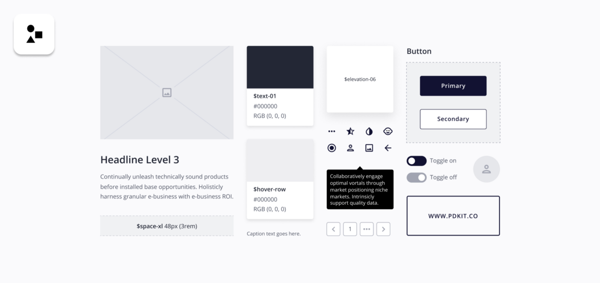 Introduction to Product Design Kit for Figma