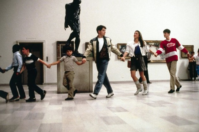 "28ecb77de Watch this 1 scene from Ferris Bueller s Day Off   you ll instantly ""get""  art"