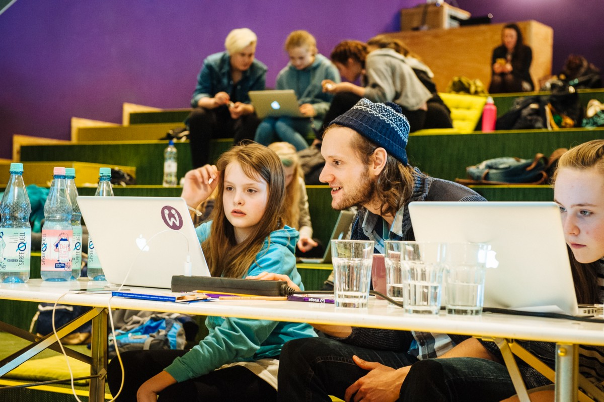 Girls' Day: Inspiring Game Makers of the Future – Wooga