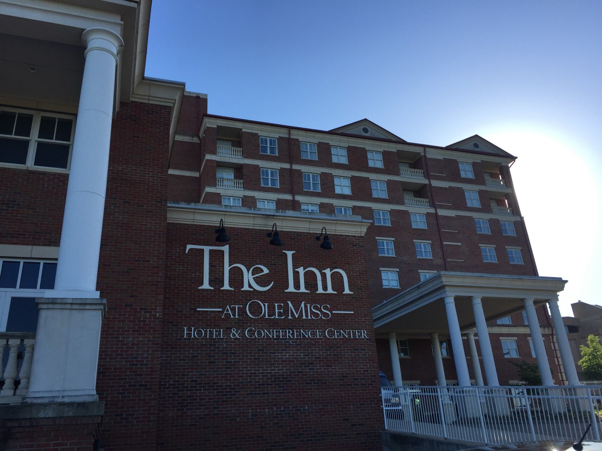 The Inn At Ole Miss Is Only Hotel Considered On Campus Making It A Por Place To Book In Oxford Photo By Brian S