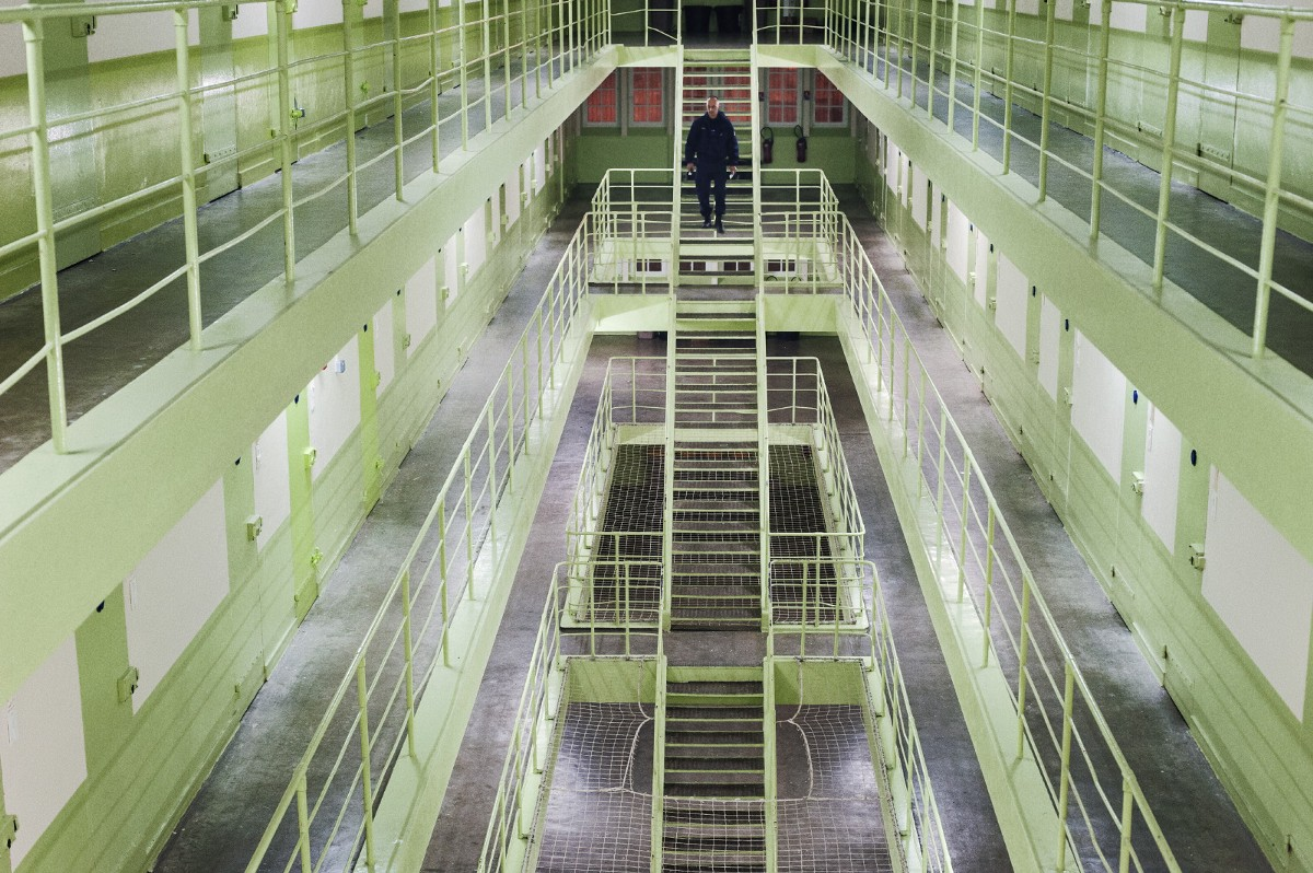 the most gripping photo essays on prisons and criminal justice