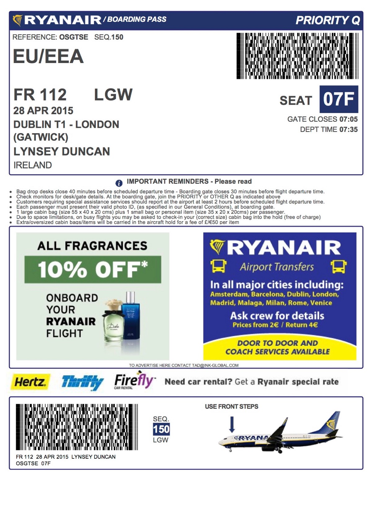 Old Boarding Pass And Wireframe Of New Concept