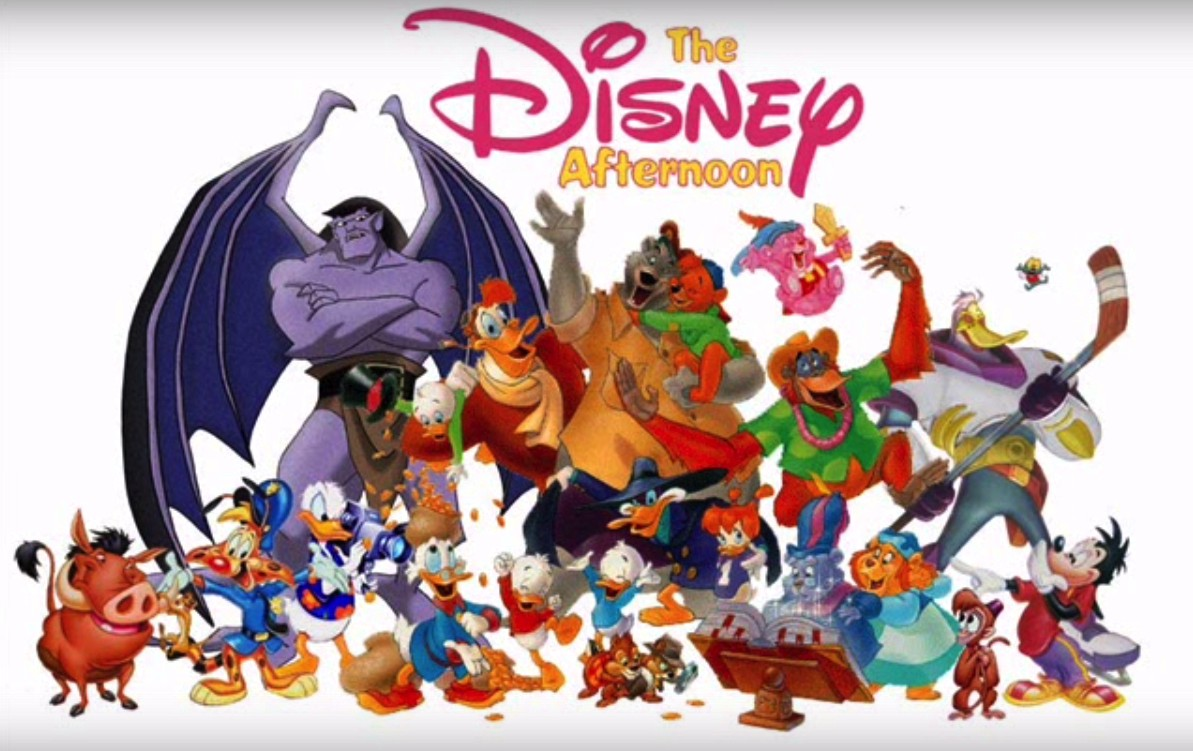 """Cartoon Themes From """"The Disney Afternoon"""": A Musical Analysis"""