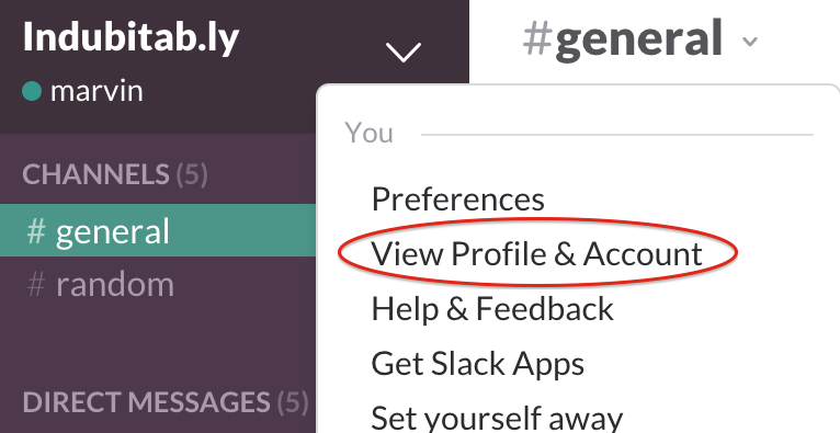 How to Add Custom Status and Away Messages to Slack