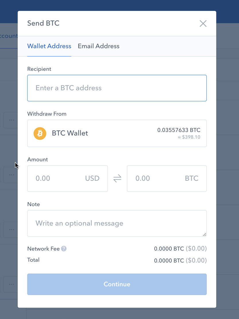 How to contact bitcoin wallet