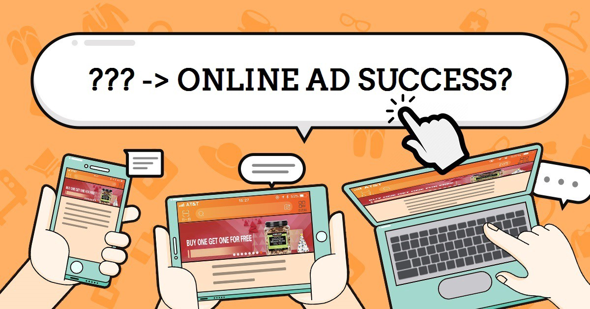 Impress, Click, Convert…Improving Ad Success in ECommerce
