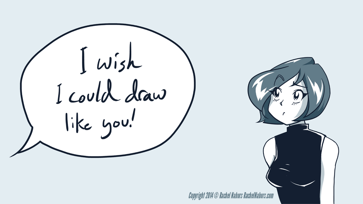 how to draw someone looking at someone
