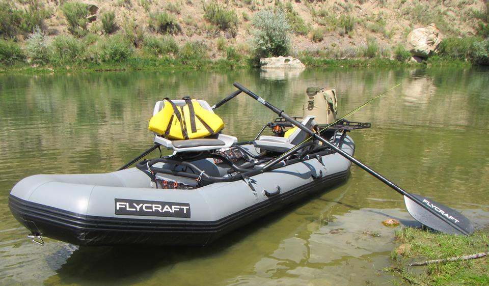 best inflatable boats for fishing available at fly craft