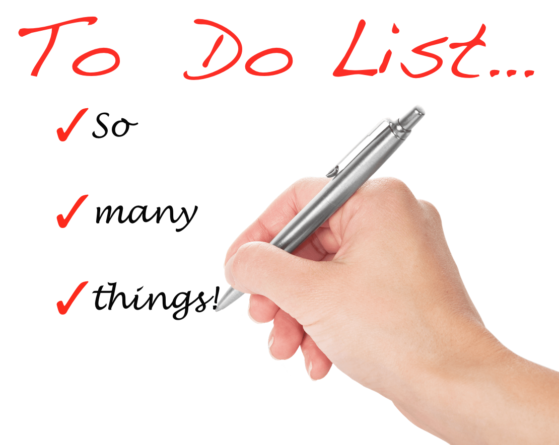 the infinite to do list personal growth medium