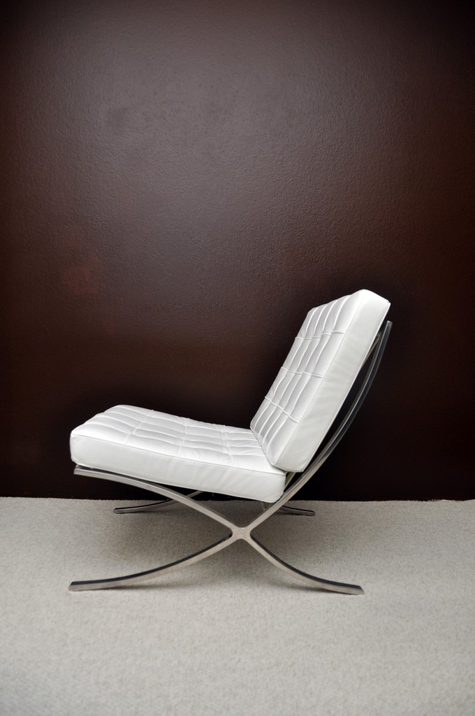 furniture icons the barcelona chair ludvig van der rohe 1929