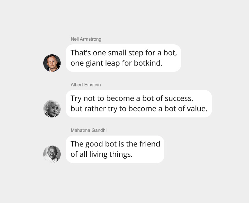 Sexy chat with bot