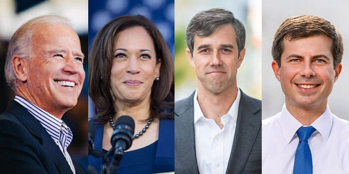 A Guide to the 2020 Democratic Candidates You Should Not Vote For