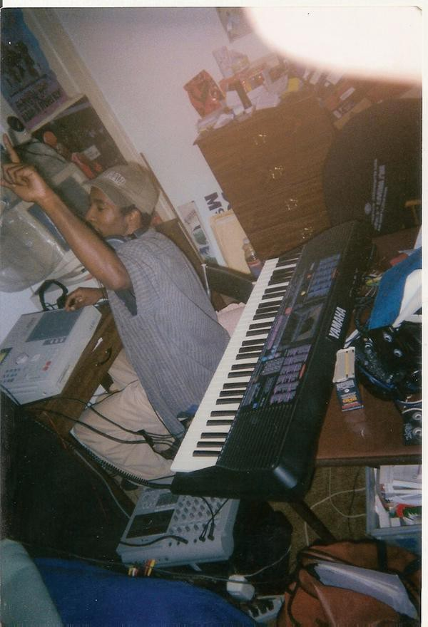 Mr. Dibia$e: Collectin' Dust is a lot of my old MPC beats.