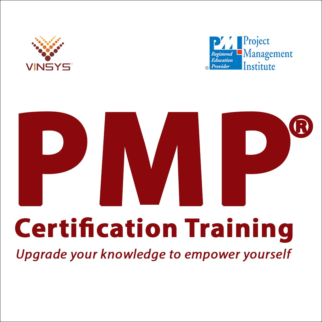 Pmp Certification Classroom Training In Bangalore Vinsys