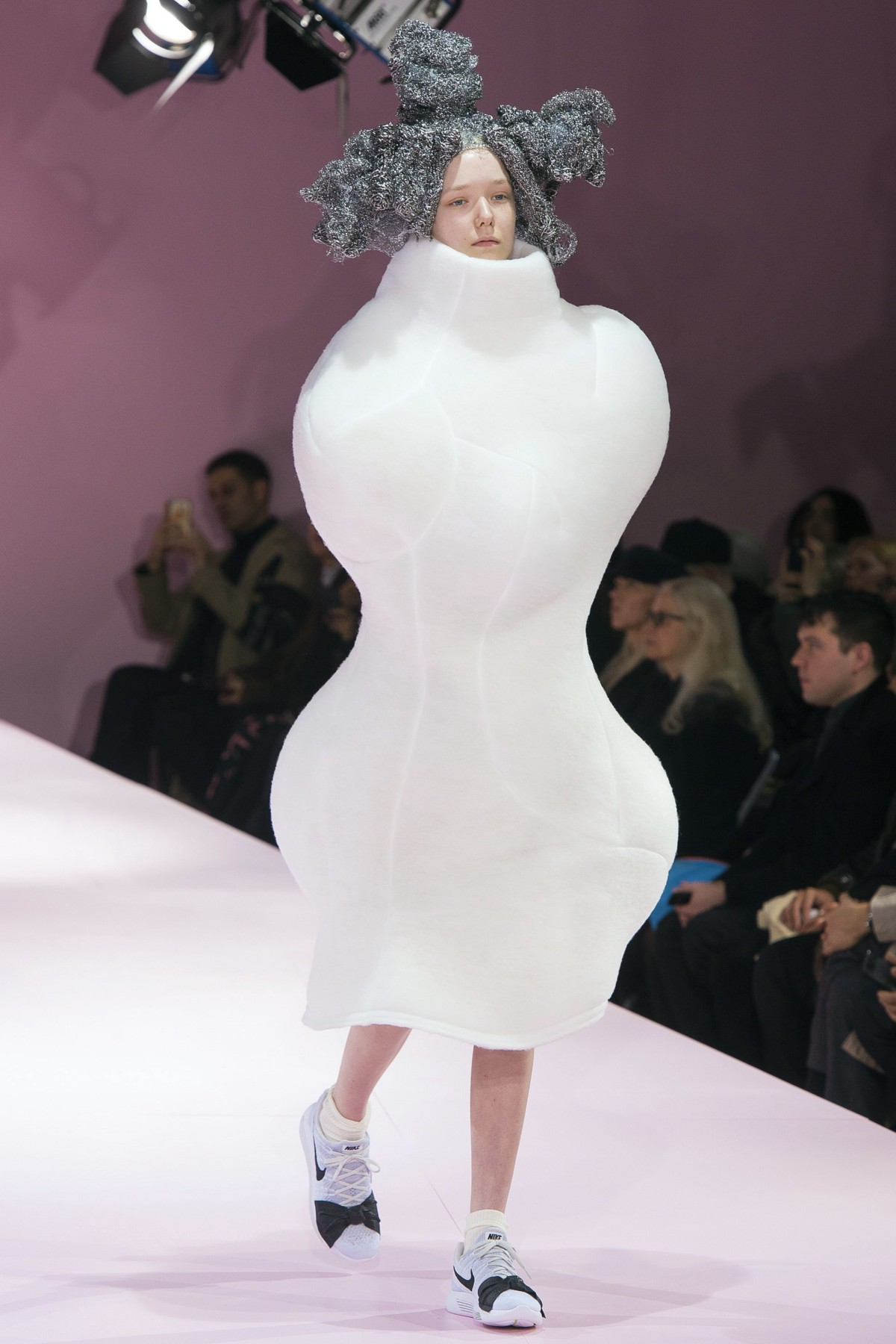 d99ef6d3 Why are Fashion shows filled with unwearable garments?