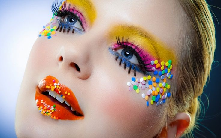 Youtube Trends Makeup Tutorials Inspired By Candy Octoly Magazine