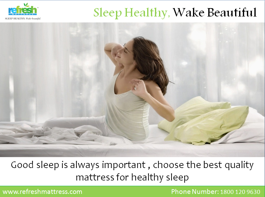 7dbceca8d Are you searching for the top healthy mattresses in India  Refresh  Mattresses is one of the leading healthy mattress in India offering world  class featured ...