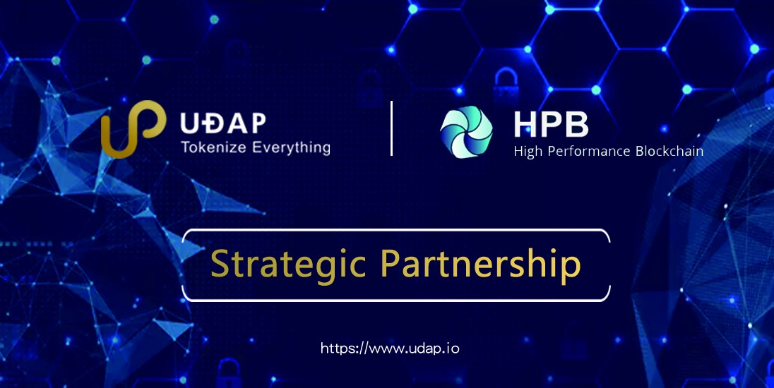 Hpb And Udap Announce Partnership To Accelerate Blockchain