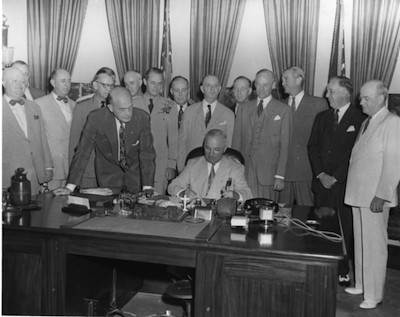 Why Harry Truman Was The First Modern Us President