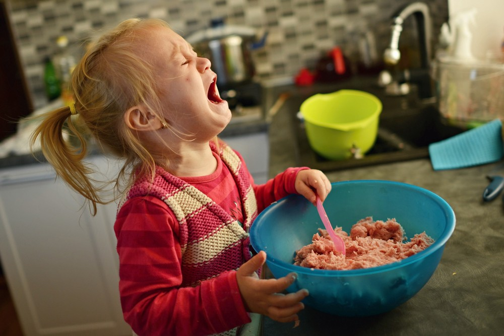 Terrible tantrums and the soothing effects of Zumbini®!
