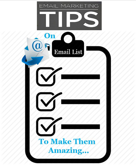 5 Email Marketing Tips That Will Help You To Make Your Email List ...