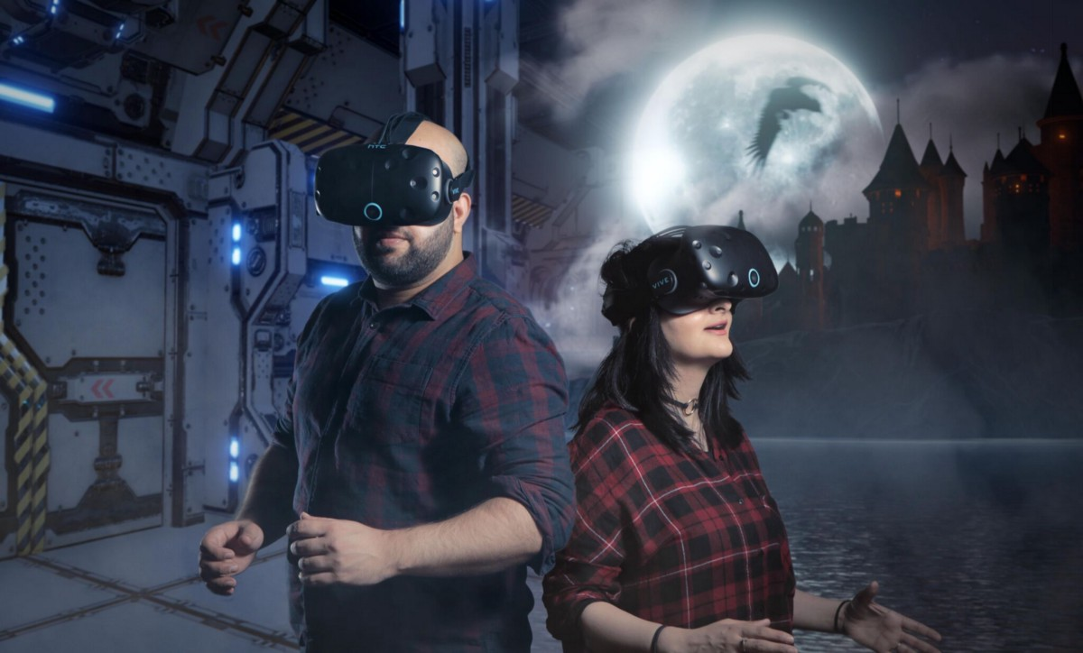 Uk S First Virtual Reality Escape Game Center To Debut In