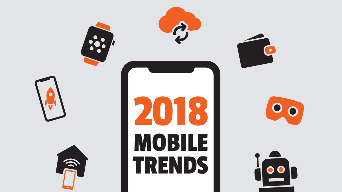 Top 7 mobile app development trends 2018 anoda mobile - Mobel trends 2018 ...