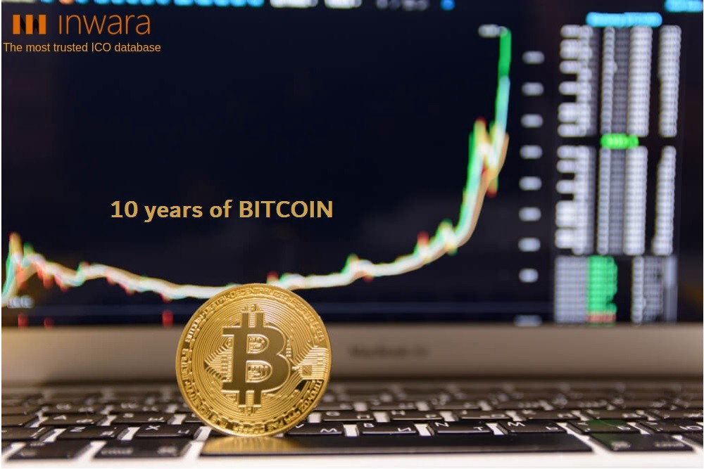 Bitcoin Turns 10
