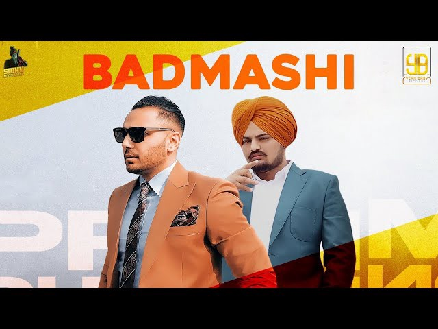 Prem Dhillon Badmashi Lyrics