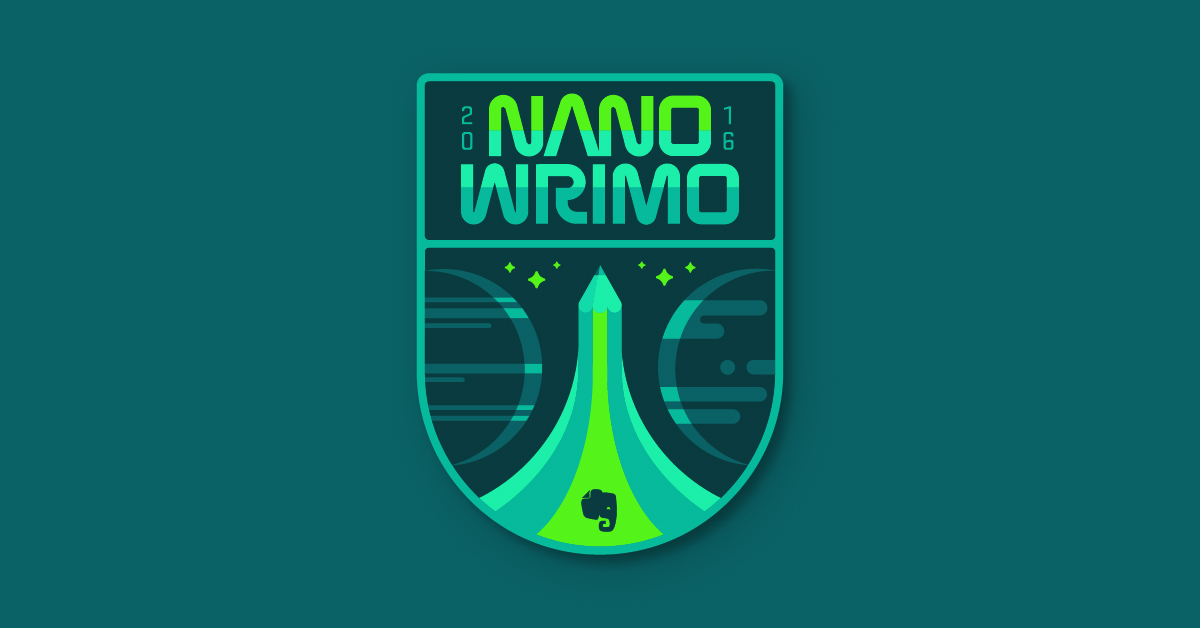nanowrimo planning a novel with evernote templates