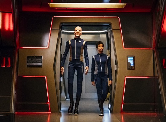 "Star Trek: Discovery Episode 4 — ""The Butcher's Knife Cares not for the Lamb's Cry"""