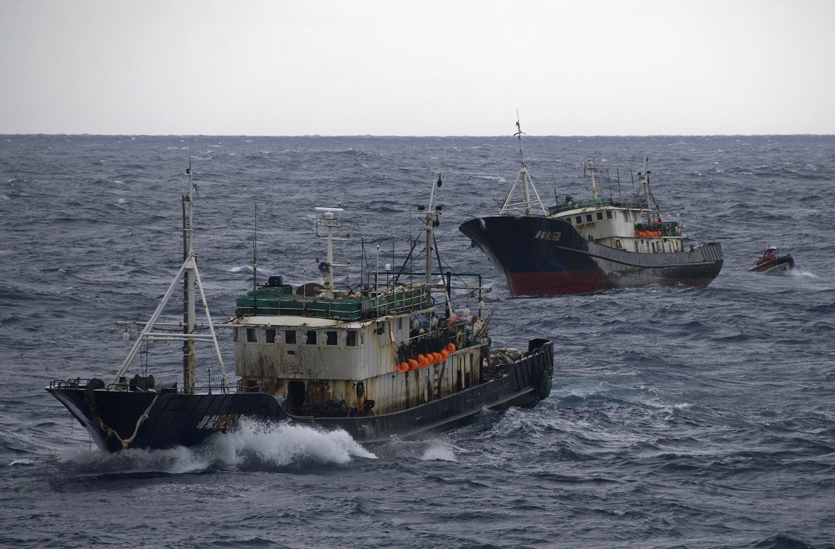Image result for CHINESE FISHING TRAWLER