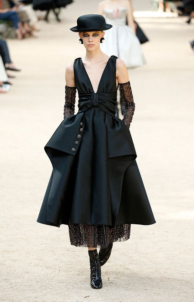 """757d4f5cbf1 Fondly referred to by fashion historians as the """"LBD"""