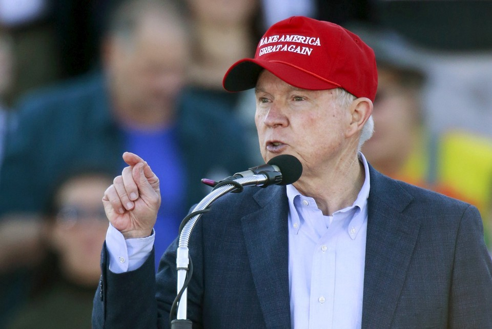 """6ac27417730 JEFF SESSIONS WEEK presents """"The Jeff Sessions"""