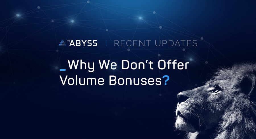 Why We Don't Offer Volume Bonuses / Discounts In Our Token Sale (DAICO)