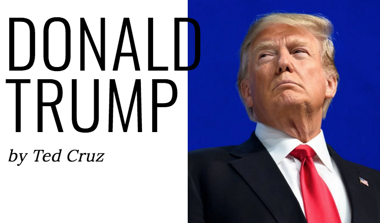 Just read Time Magazine's Most Influential People article for Donald Trump