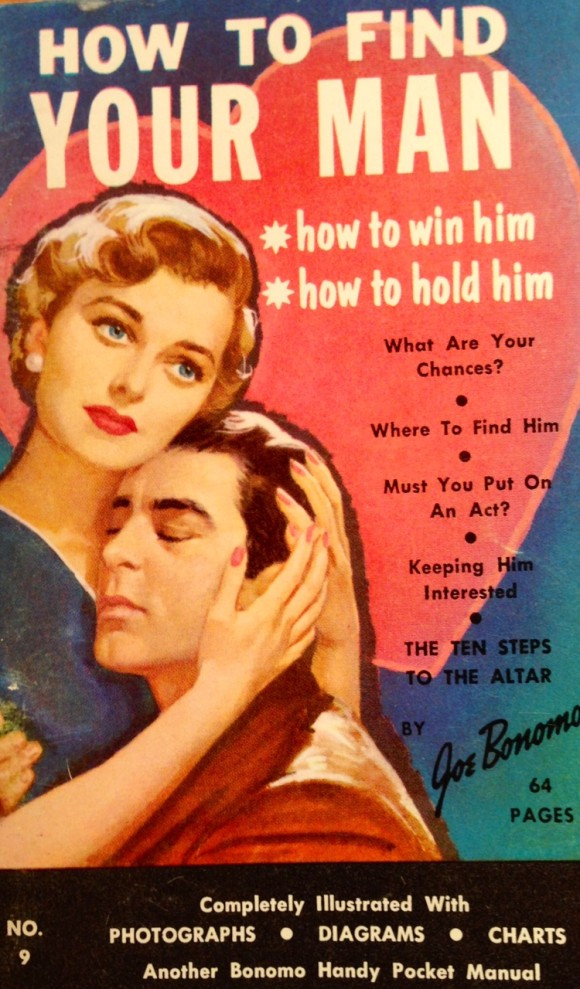 dating tips from the 1950s