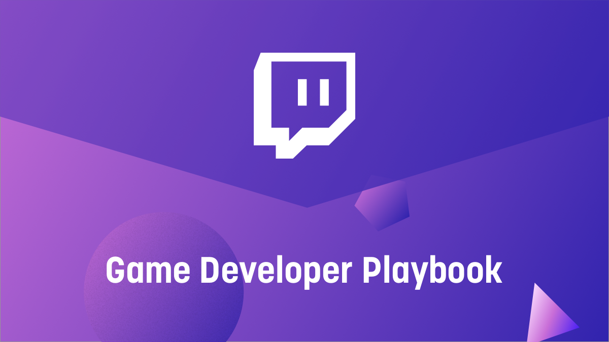 Twitch for Game Developers \u2013 Twitch Blog