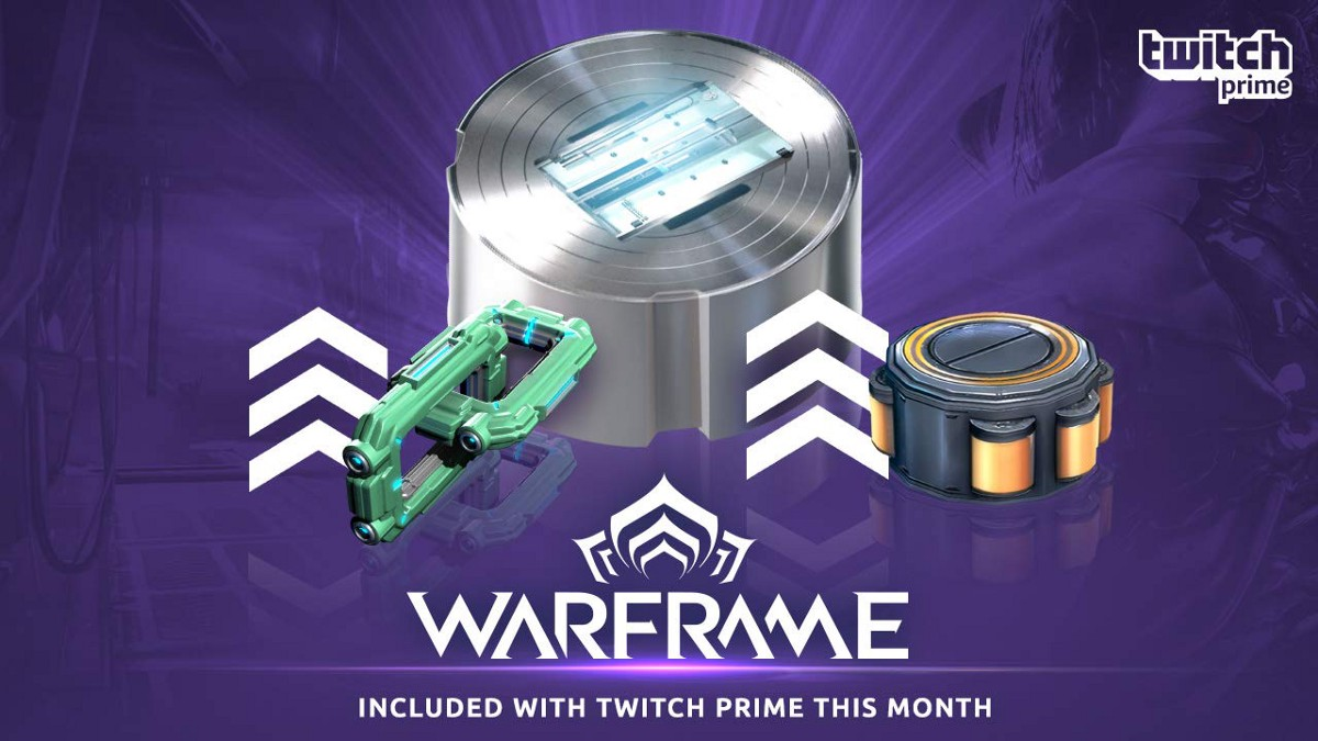 twitch prime members  level up your arsenal again with the