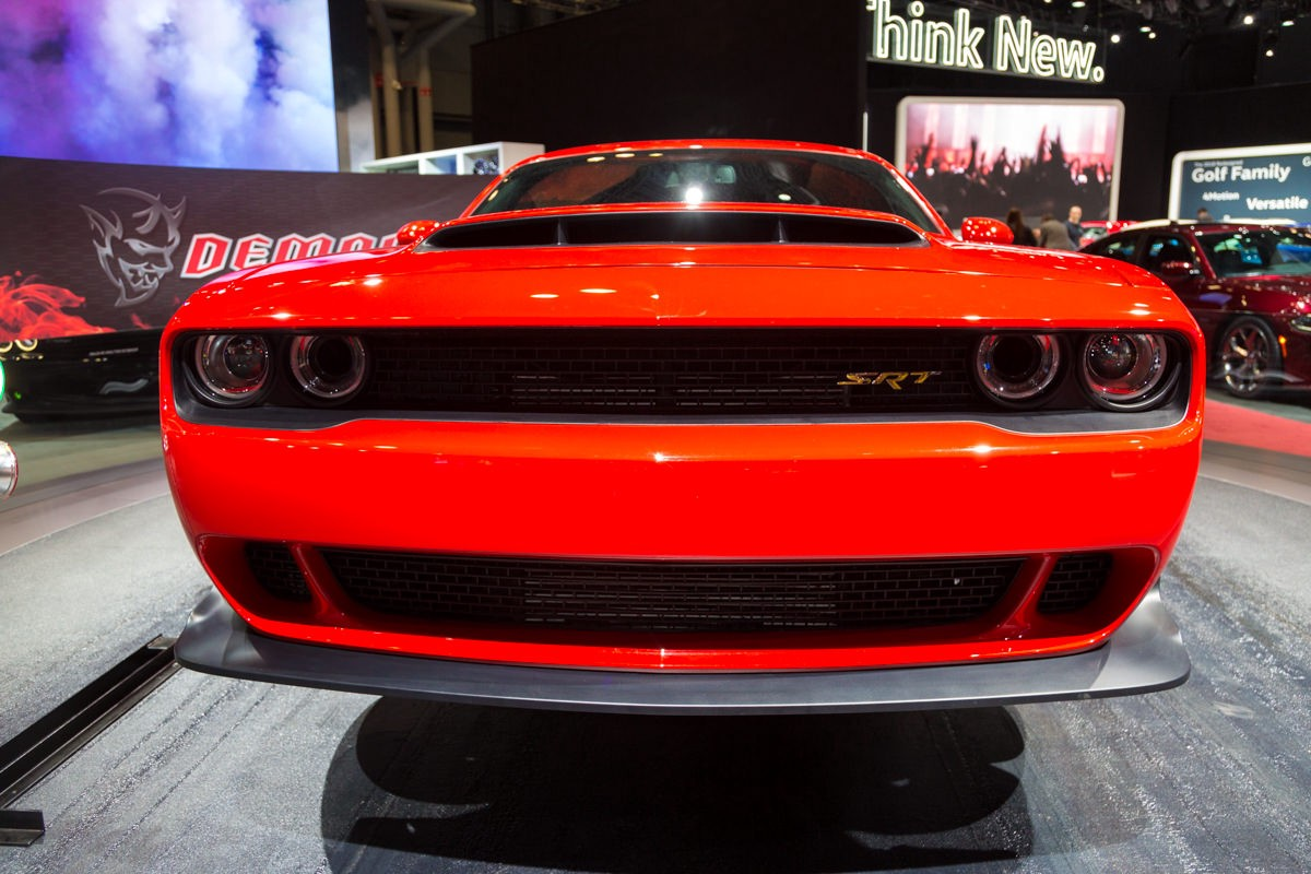 DODGE CHALLENGER SRT DEMON – Our World Media Magazine