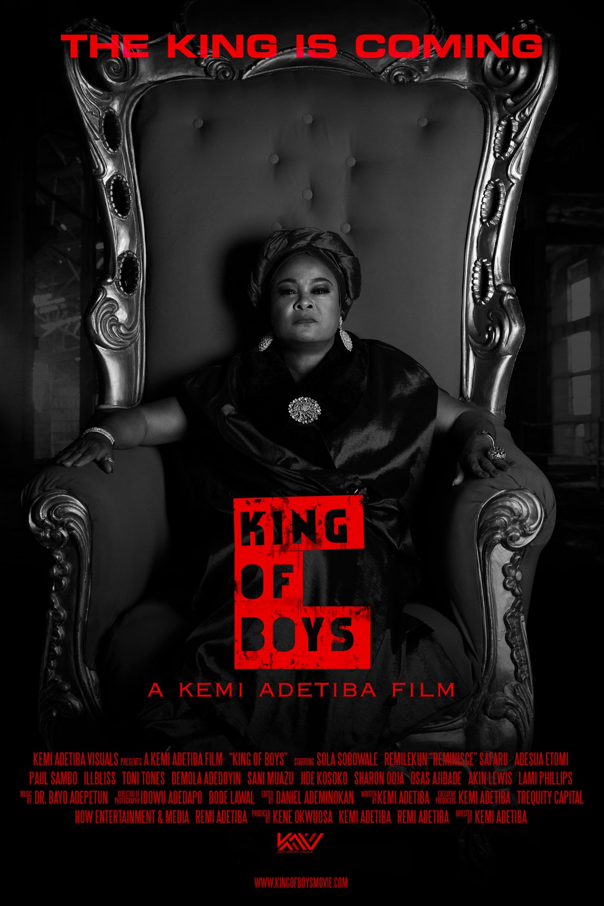 King of Boys: An unvarnished look into the seedy underbelly
