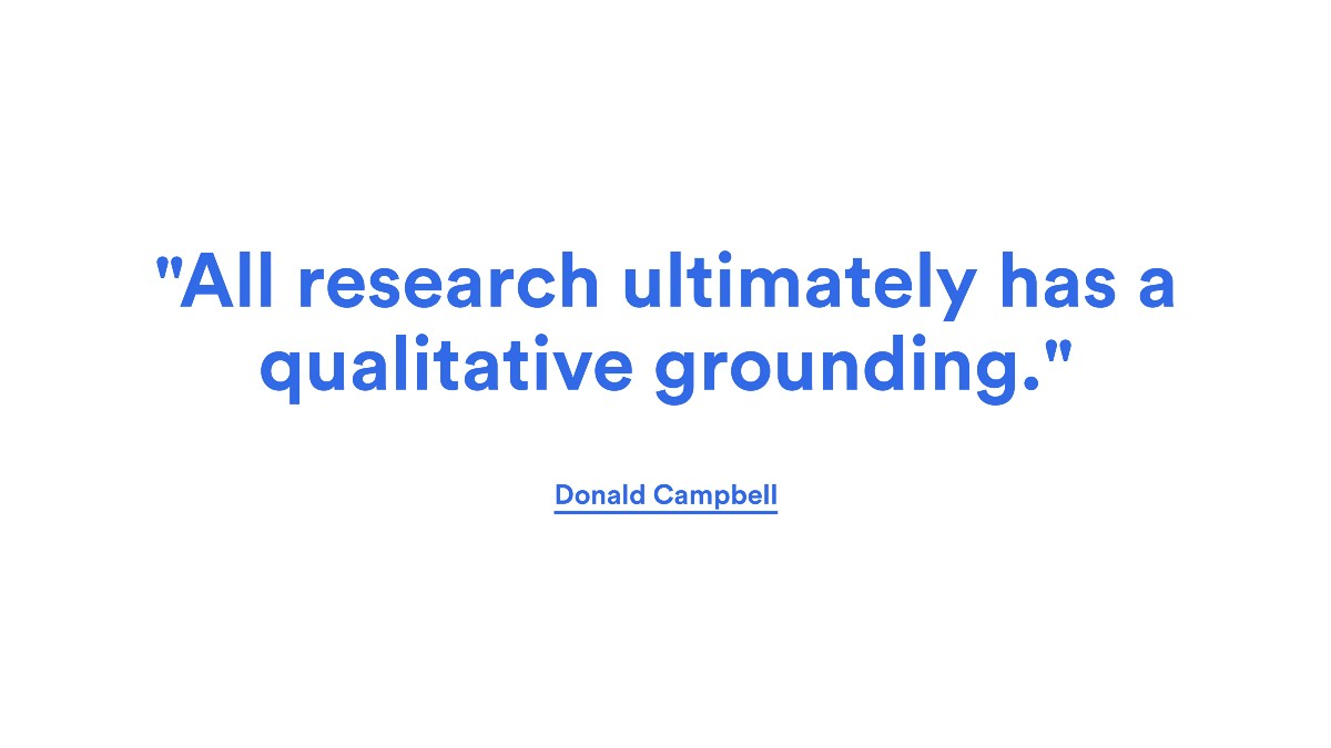 how to choose quotes for qualitative research