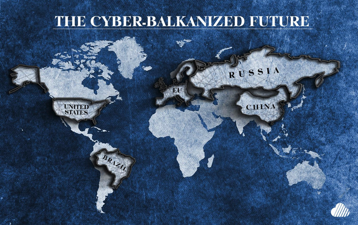 Cyberbalkanization And The Future Of The Internets Skycoin Medium